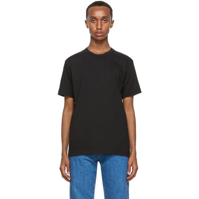 Comme des Garcons Shirt 黑色 Forever T 恤