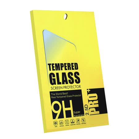 Benten T8 平板專用2.5D 9H鋼化玻璃保貼