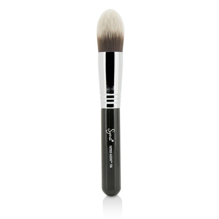 SIGMA BEAUTY - F86尖頭粉底刷F86 Tapered Kabuki Brush