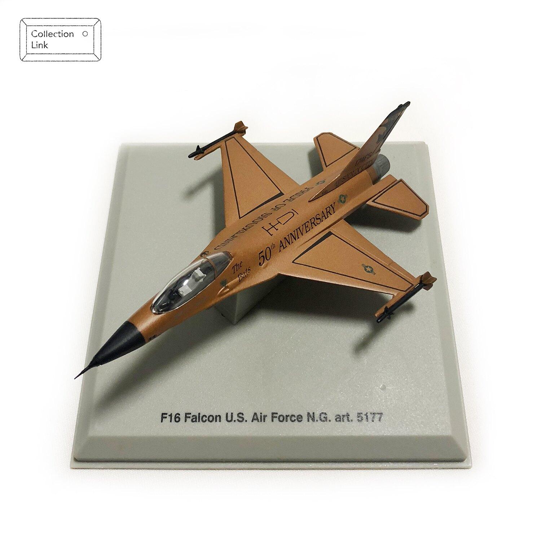 ARMOUR 1:100 F16 Falcon U.S. Air Force N.G. #5177 飛機模型 飛機模型【Tonbook蜻蜓書店】