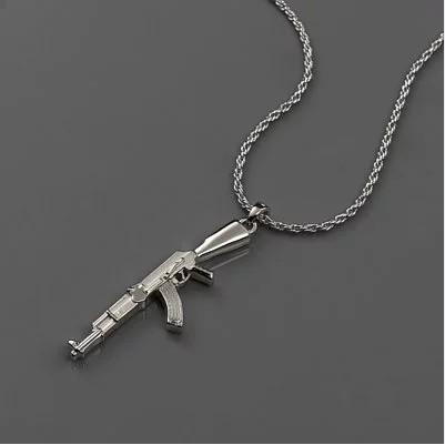 SOLO AK-47 項鍊(亮銀)[daytripper]