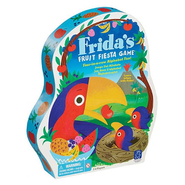 【 美國 Educational Insights 】 兒童益智桌遊 弗列達的水果樂園 / JOYBUS玩具百貨