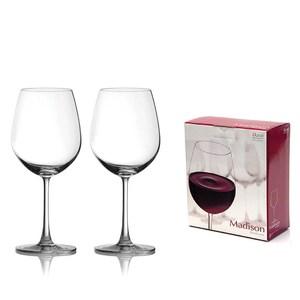 Ocean 麥德遜波爾多紅酒杯600ml(2入禮盒組)