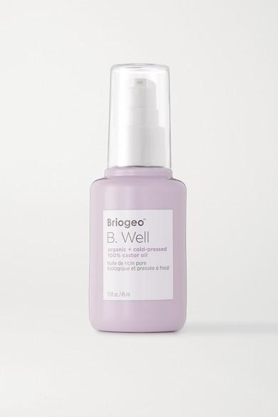 Briogeo - B. Well 有机冷榨 100% 蓖麻油,45ml - 无色 - one size