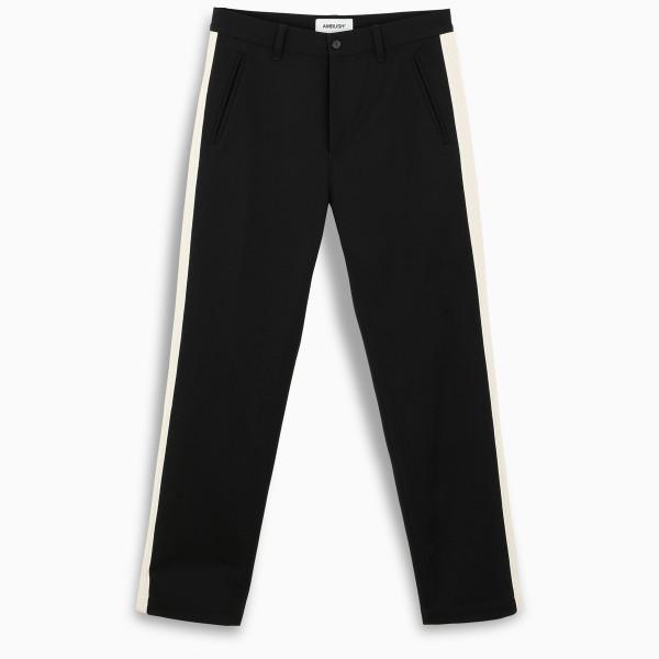 AMBUSH® White band trousers