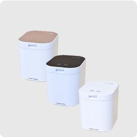 小倉家 島產業 SHIMASANGYO【PPC-11】廚餘機 溫風乾燥式 室內用 靜音 除臭抑菌 有機肥料 最大處理量 2.8L