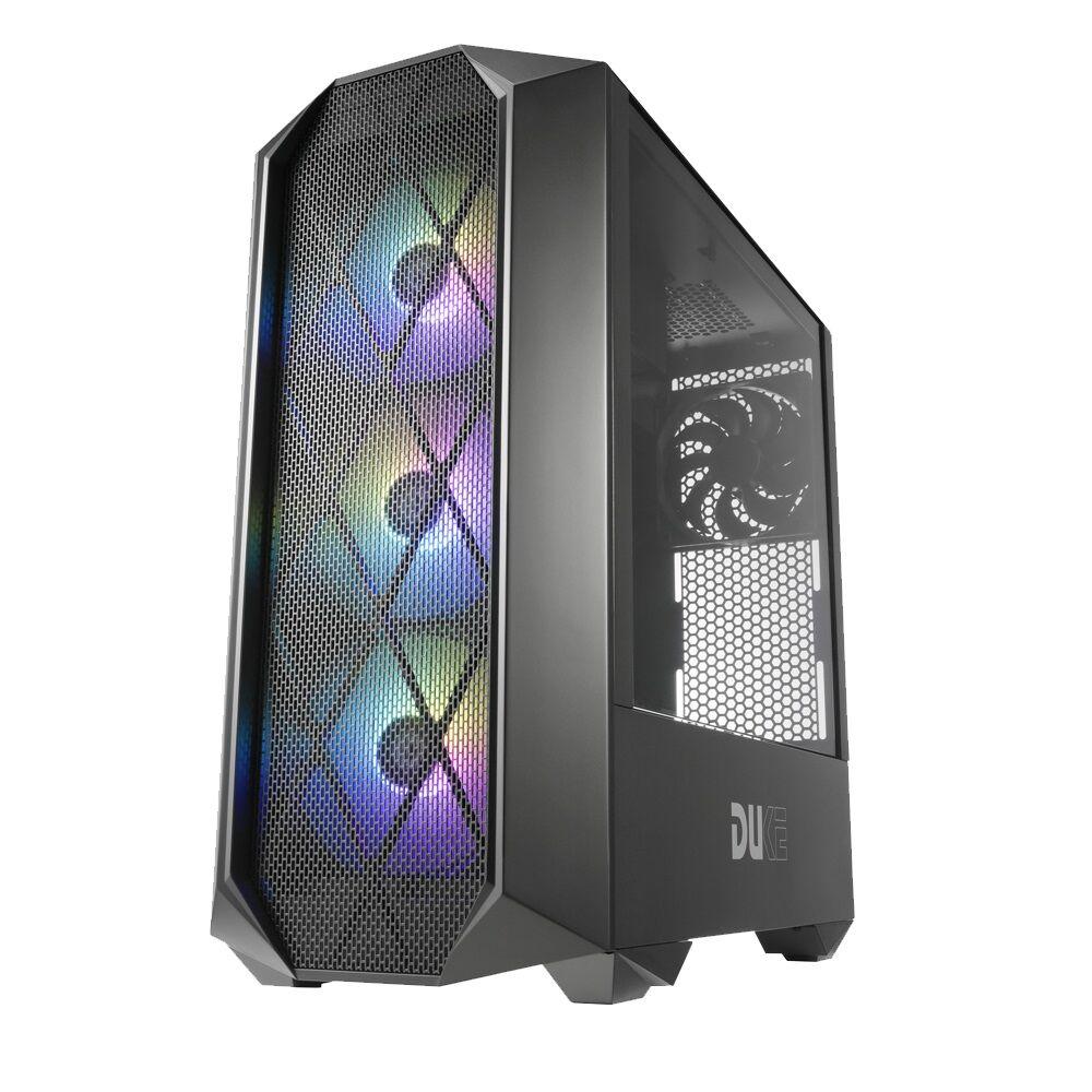 華碩X570平台【電刃射手】R9十二核 (R9-3900X/32G/2TB/480G M.2 SSD/GTX1660-6G)