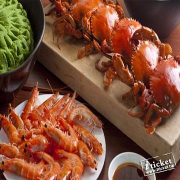 台北漢來海港餐廳敦化店平日午餐券(全台通用)-一套四張