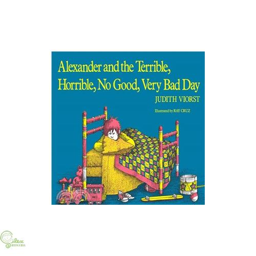 Alexander and the Terrible, Horrible, No Good, Very【禮筑外文書店】