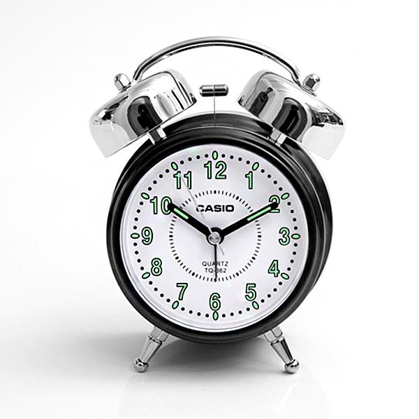 鬧鐘 CASIO復古白面大聲公【NVC4】原廠公司貨