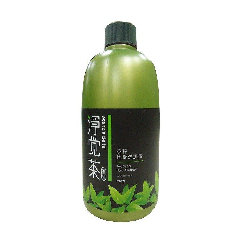 茶寶-茶籽地板清潔液