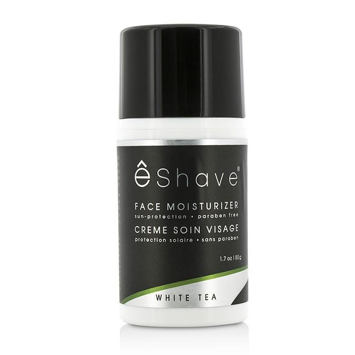 E剃鬚 - 日曬護理面部保濕乳 Sun Protection Face Moisturizer - 白茶White Te