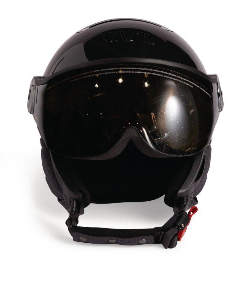 Kask Chrome Helmet And Mirror Visor
