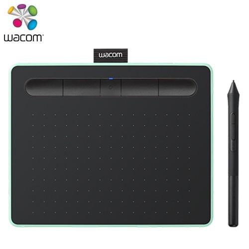 Wacom Intuos Comfort Small 藍牙版 繪圖板CTL-4100WL 綠 (小)