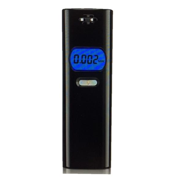 [9東京直購] Artilee 酒測器 酒精檢測儀酒精檢查儀防止過量飲酒一鍵式測量儀(黑色)