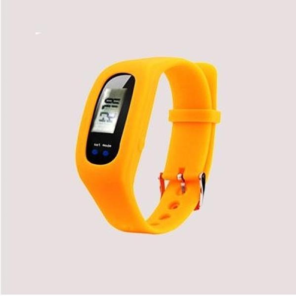廠家供應硅膠手環計步器手錶計步器多功能計步器時間計步器 童趣潮品