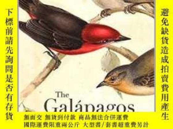 二手書博民逛書店加拉帕戈斯群島:自然史罕見英文原版 The Galapagos Henry NichollsY21066 He