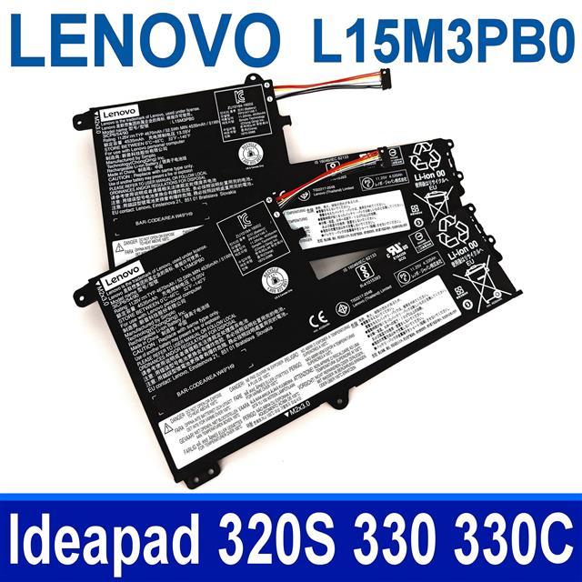 LENOVO L15M3PB0 聯想電池 L15L3PB0 Ideapad 320S 320S-14 320S-14IKB 14IKBR