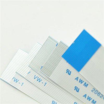 26PIN FFC/TTL扁平線 軟排線 0.5MM 長度20CM 同向 W142-7 [326252]