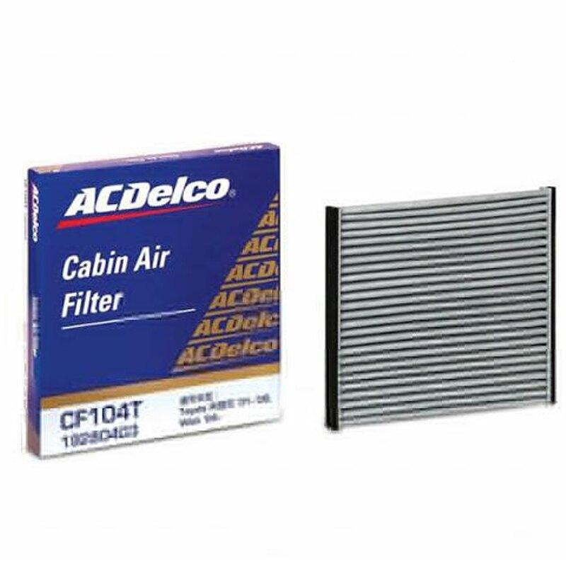 [COSCO代購] W128666 ACDelco 車用活性碳冷氣濾網 2入 TOYOTA - CF103T