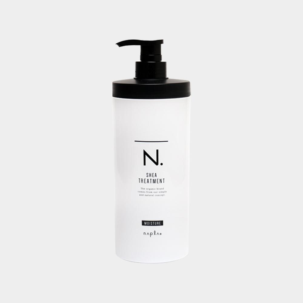 娜普菈 乳油木保濕護髮素 240g|650g |補充包