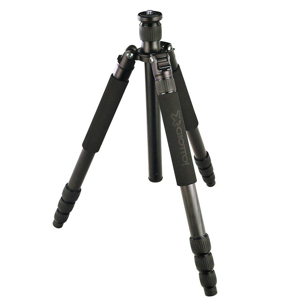 GIOTTOS VGR8284 反折式28mm四節碳纖專業腳架.