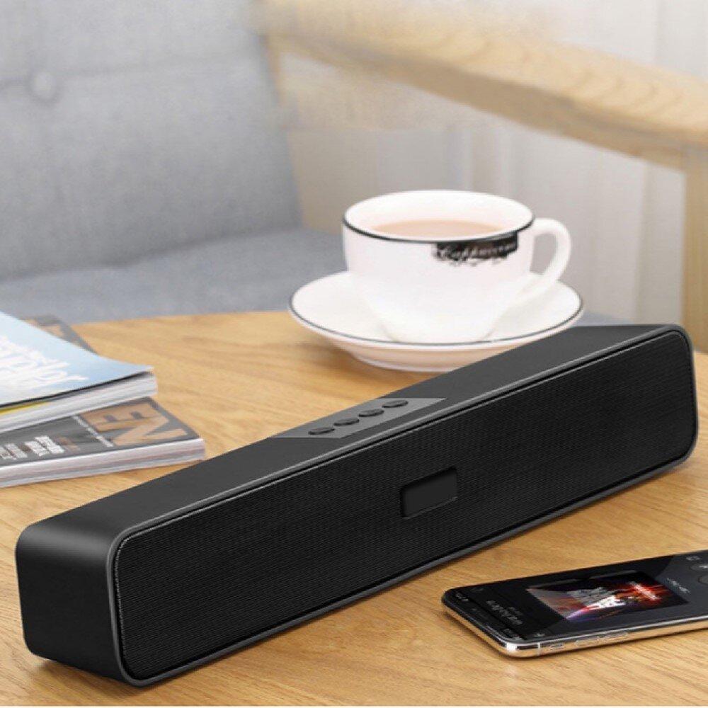 LP-09 10W立體聲微型Soundbar藍牙喇叭音響