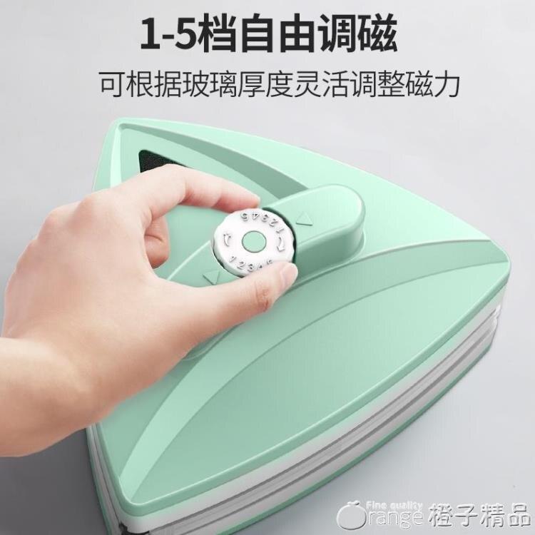 擦玻璃神器家用雙層高層厚窗戶高樓清潔清洗工具刷刮搽強磁雙面器 母親節新品