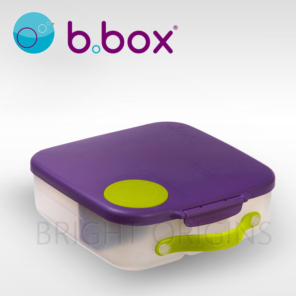 澳洲 b.box 野餐便當盒(葡萄紫)