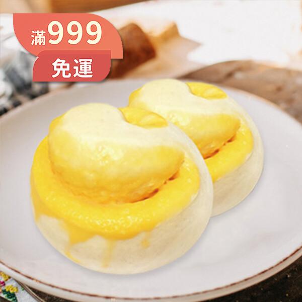 鮮奶起司饅頭(6顆/包)