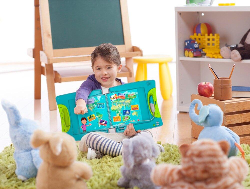 LeapStart Sr. 全英兒童行動學習機  【六甲媽咪】