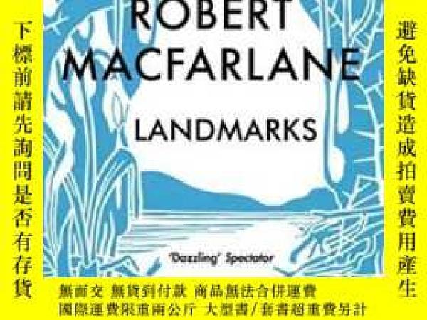 二手書博民逛書店罕見LandmarksY255174 Robert Macfar