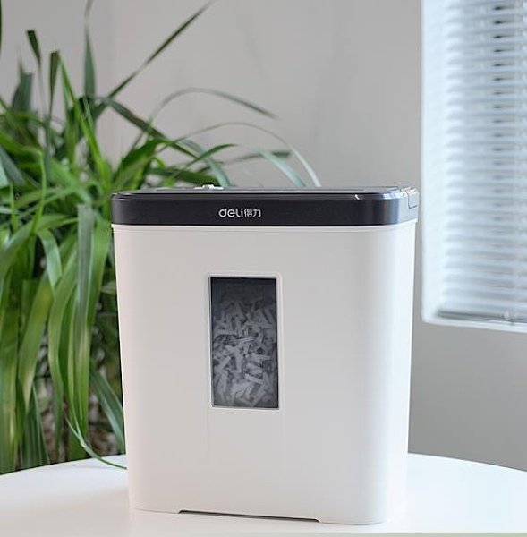 碎紙機 得力9939碎紙機辦公室自動迷你家用小型便捷電動商用大功率 零度3C WJ