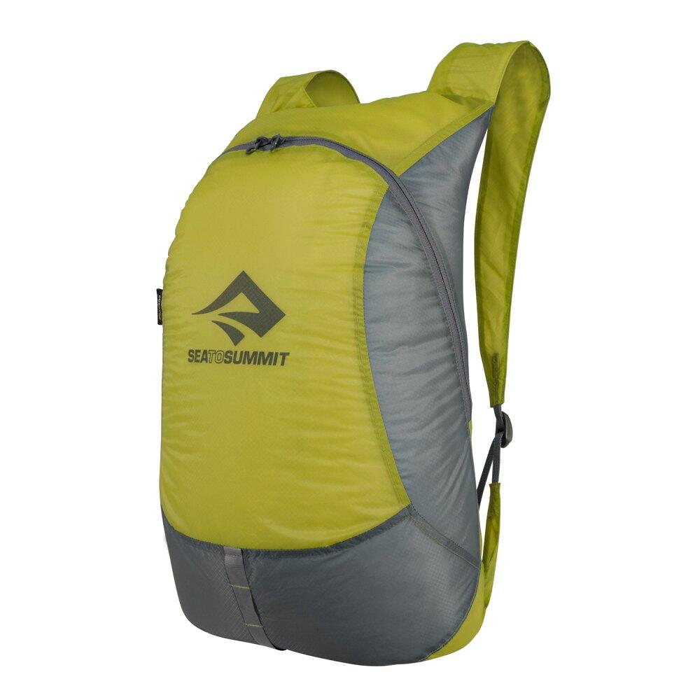 【【蘋果戶外】】Sea to summit AUDP 萊姆綠【30D/20L/72g】輕量日用背包 後背包 攻頂包 購物袋 STSAUDP