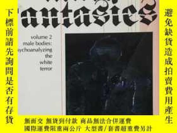 二手書博民逛書店英文原版:Male罕見fantasies volume 2 ma