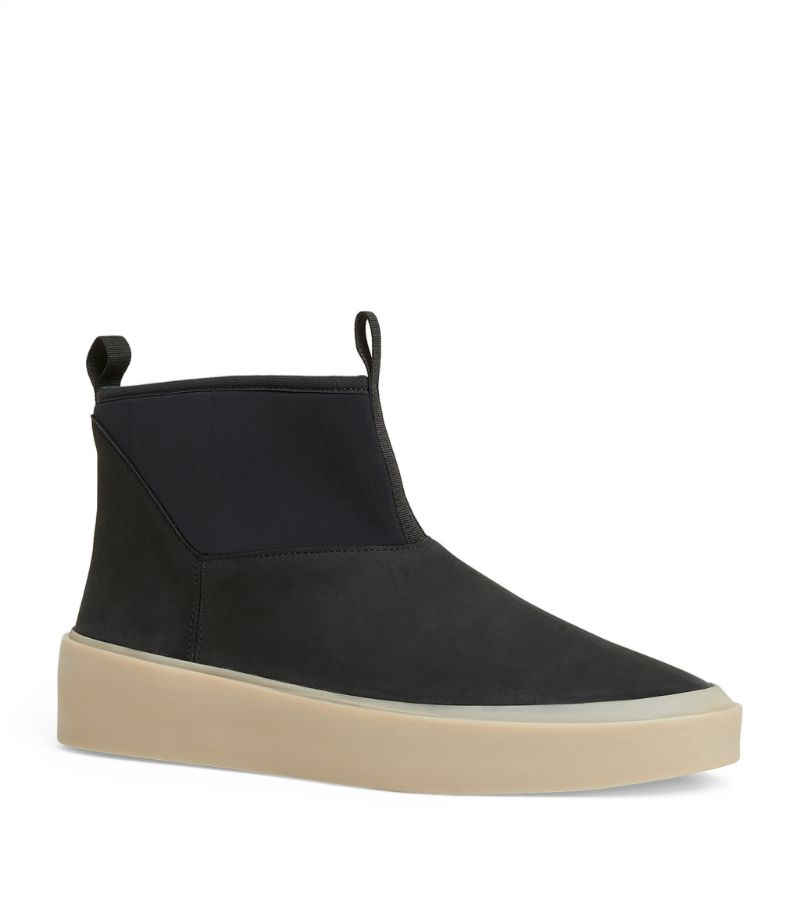 Fear Of God Suede Polar Wolf Boots