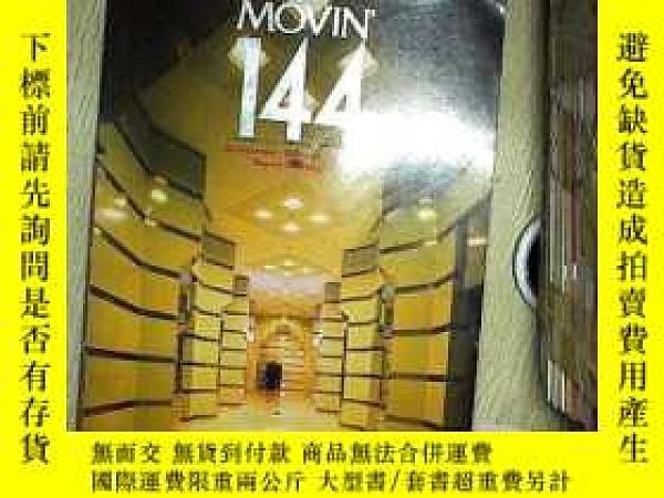 二手書博民逛書店MOVIN 罕見144Y203004