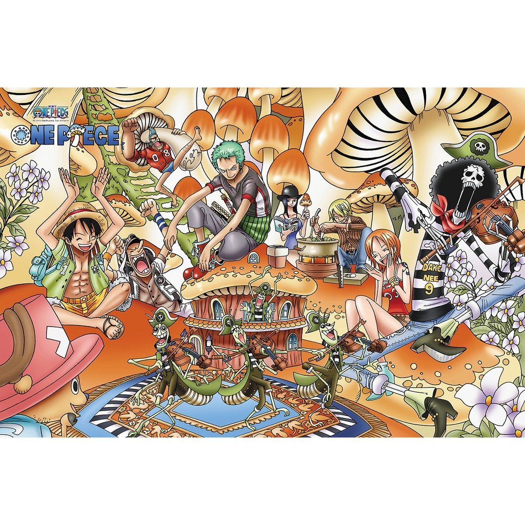 拼圖總動員 航海王 四季之秋 300P 海賊王 One Piece