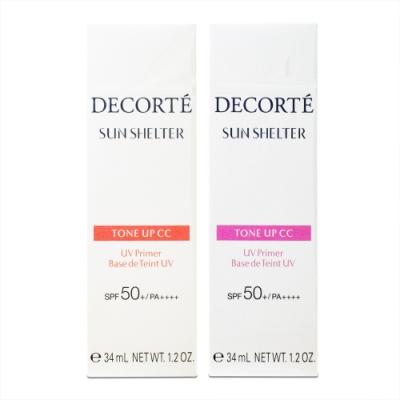 COSME DECORTE 黛珂 多重防禦素顏霜 SPF50+/PA++++ 34ml(百貨專櫃貨)