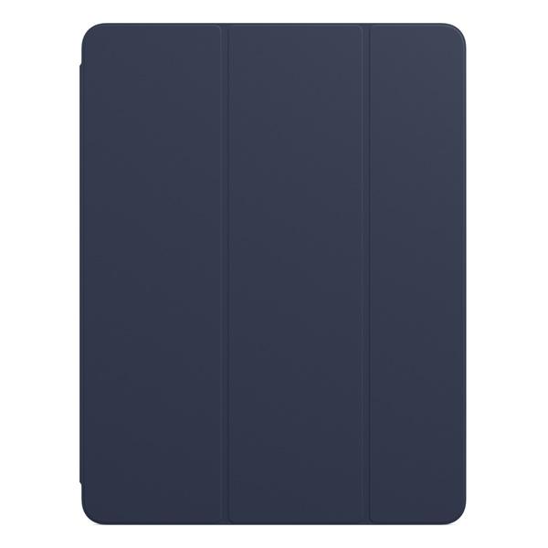 聰穎雙面夾,適用於 iPad Pro 12.9 吋 (第 4 代) - 海軍深藍色