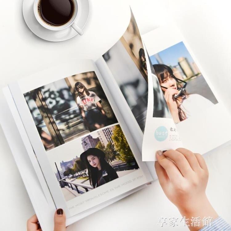 照片書定制紀念冊相片手工生日禮物相冊本diy制作個性創意畢業季