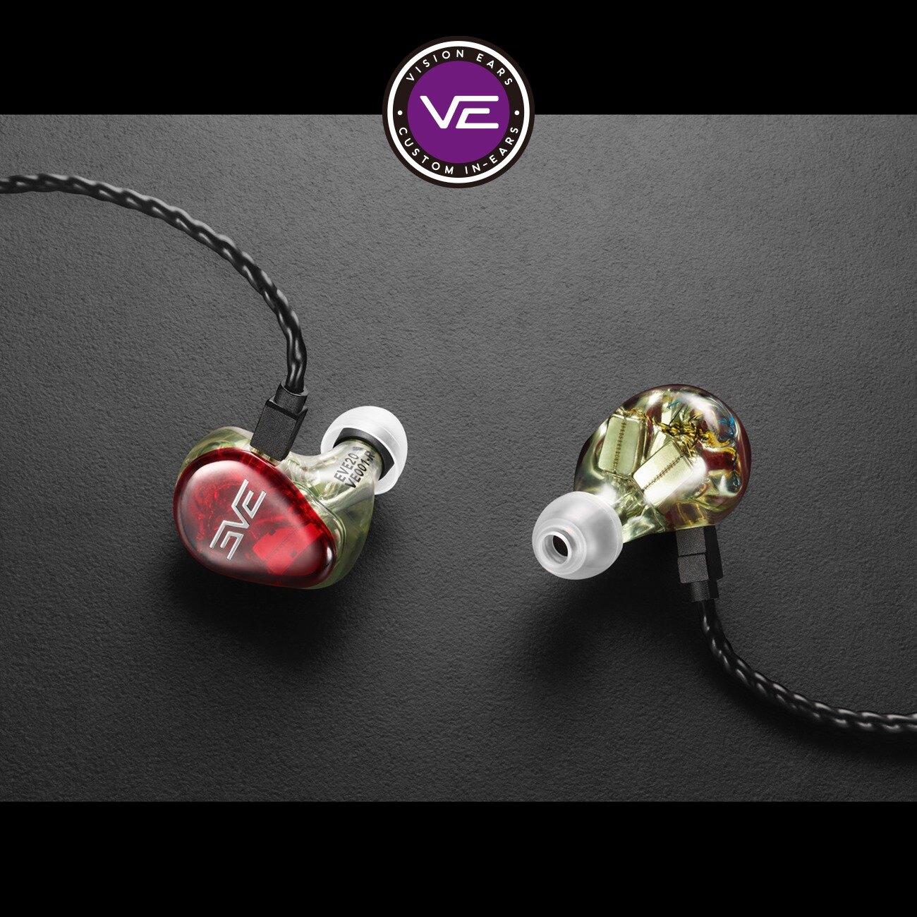 Vision Ears The EVE 20 六單元 耳道式 耳機 | 金曲音響