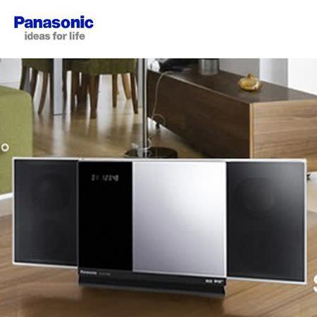 Panasonic國際牌 iPod組合高音質音響 SC-HC37(W)