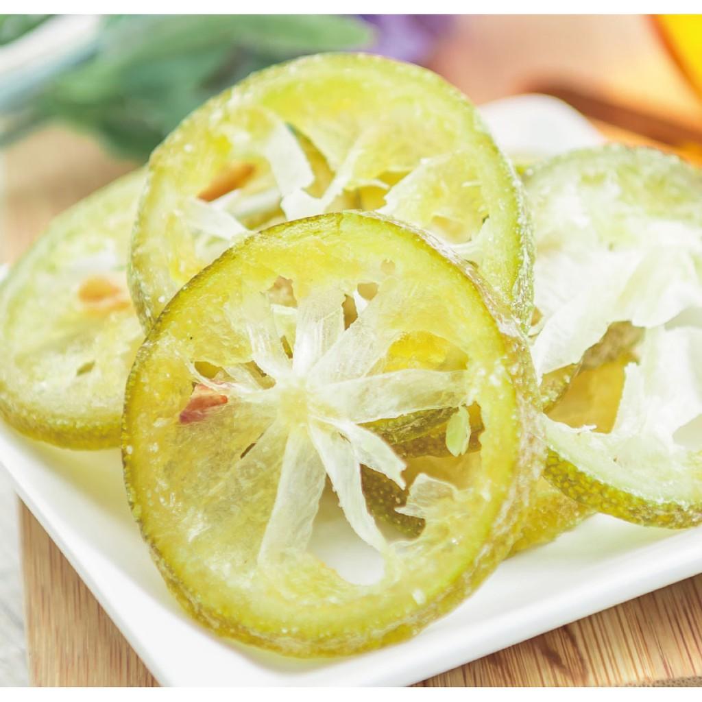 《裕芳食品》(全素) 檸檬片