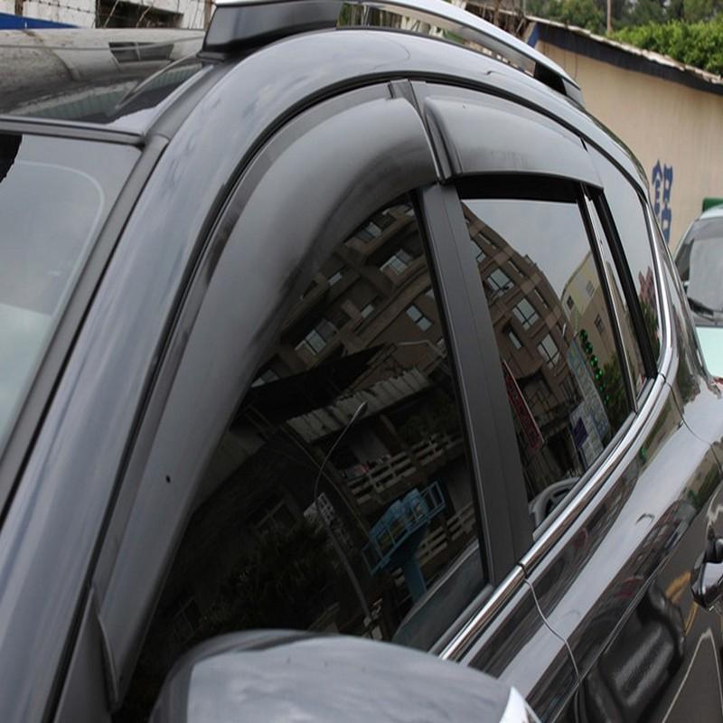 高級汽車專屬晴雨窗(前座一組2入/左右各一)~起亞kia