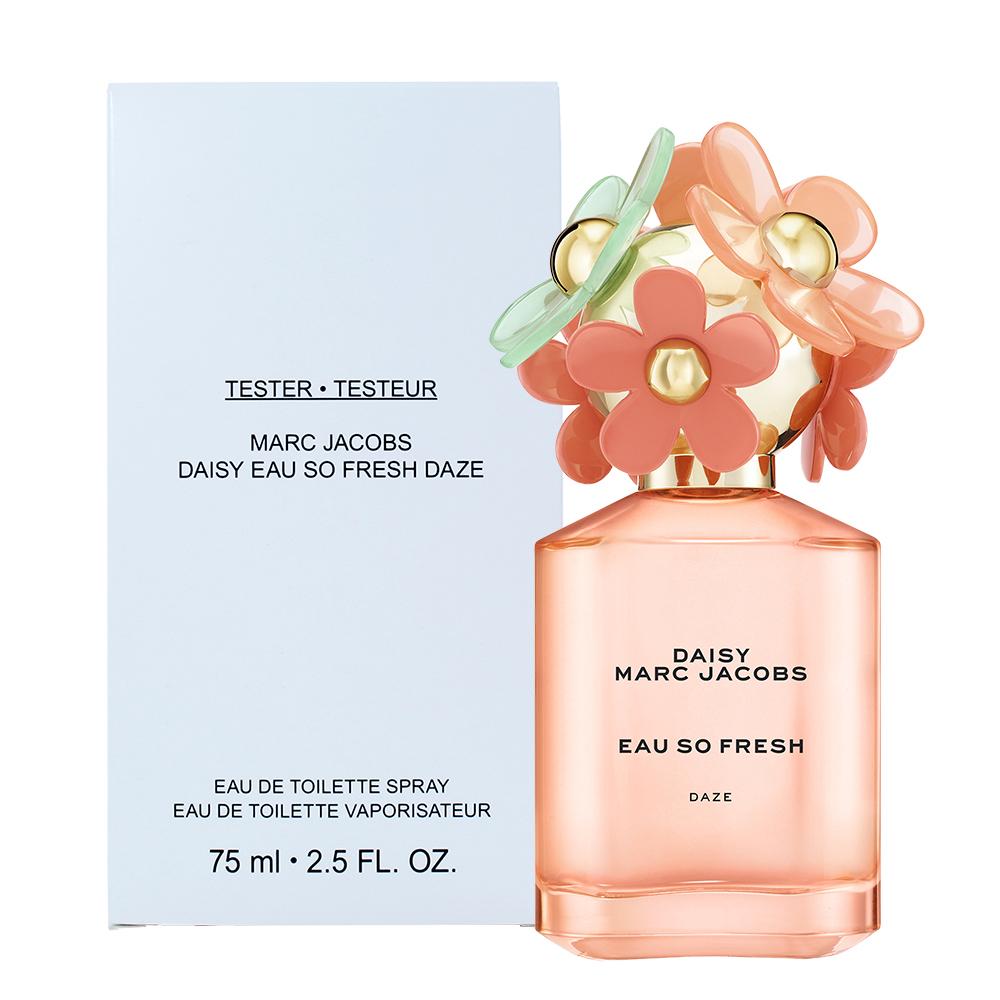 Marc Jacobs 清甜雛菊 淡香水 甜萌萌限量版 75ml TESTER-環保盒有蓋