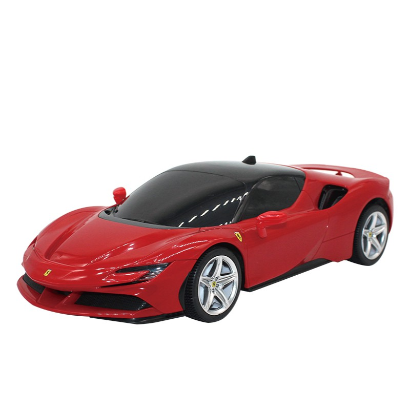 Rastar 1:24 法拉利SF90 Stradale遙控車 玩具反斗城