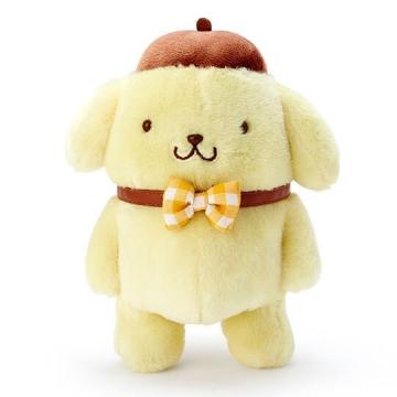 布丁狗 換裝絨毛玩偶娃娃《S.黃棕》擺飾.玩具.換裝娃娃