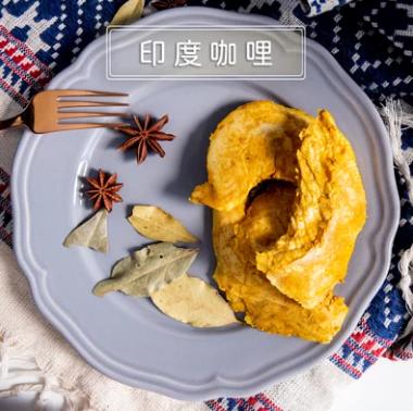 [蛋蛋先生與菜菜子] 低糖高蛋白雞里肌 (150g*10入)(印度咖哩)