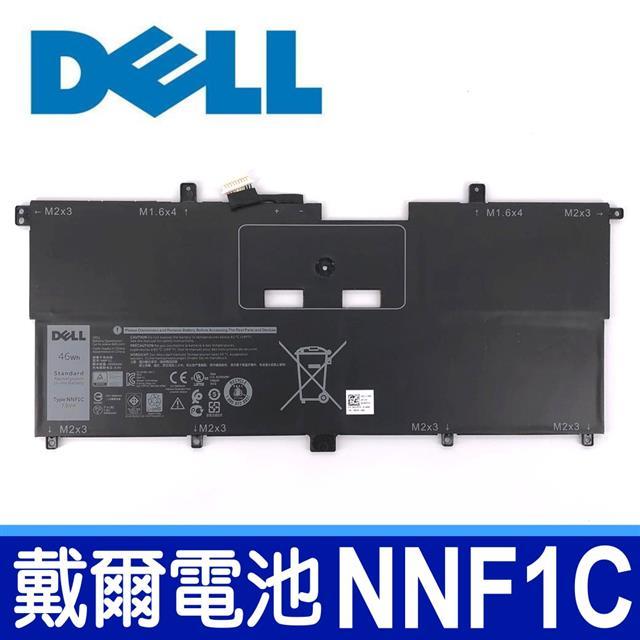 DELL NNF1C 4芯 戴爾 電池 HMPFH XPS 13 9365 D1605TS D1805TS
